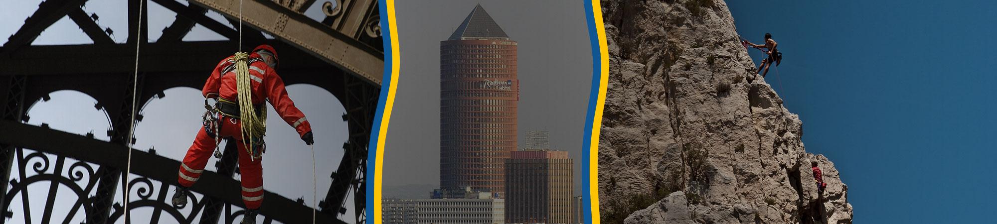 2 agences : Paris et Lyon